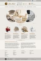 Наполнение интернет магазина итальянской мебели