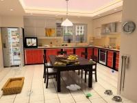 3d кухня для корма Педигри