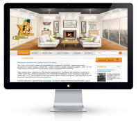 Разработка сайта: дизайн и ремонт помещений.
