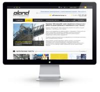 Сайт строительно - проектной компании