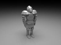 Рыцарь 3D