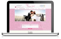 Сайт под ключ для свадебного агентства!