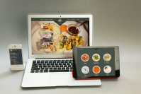 Дизайн ресторана индийской кухни