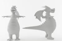 Дракон 3D