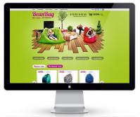 Бескаркасное кресло грушка - интернет магазин