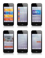 Дизайн приложения для хранения скидочных карт