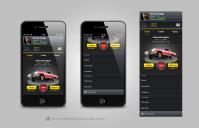 Дизайн приложения для телефона