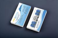 Контейнерные станции очистки воды - визитки