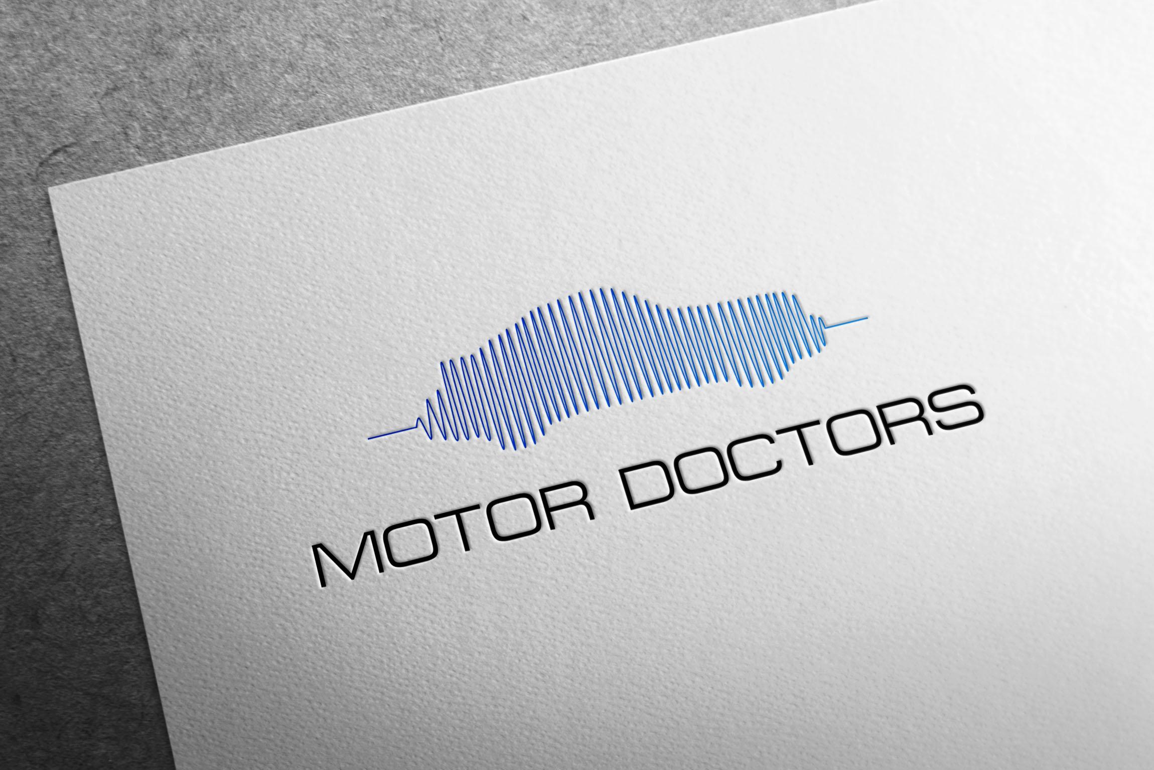 Логотип для Motor Doctors
