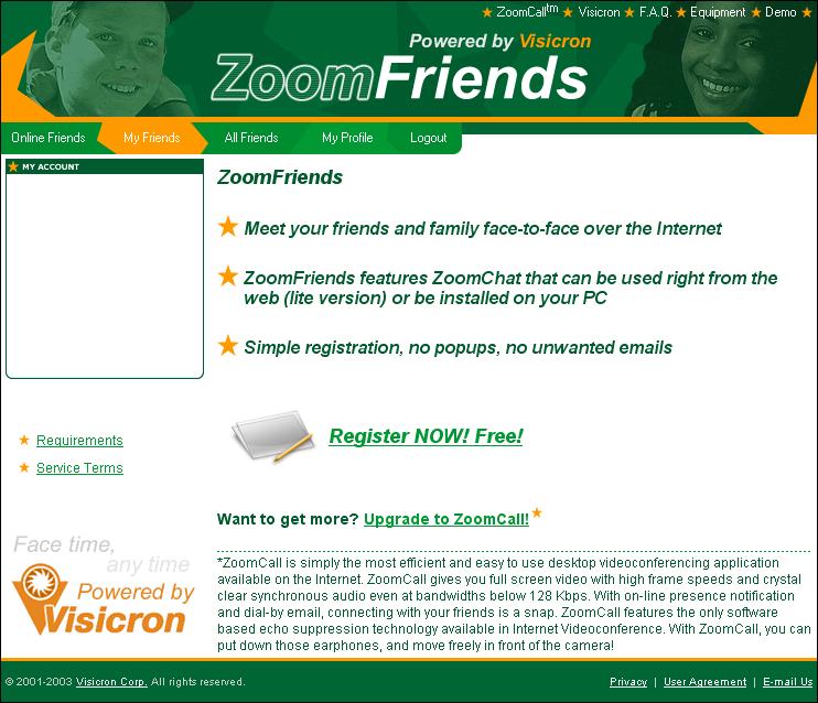 ZoomFriends