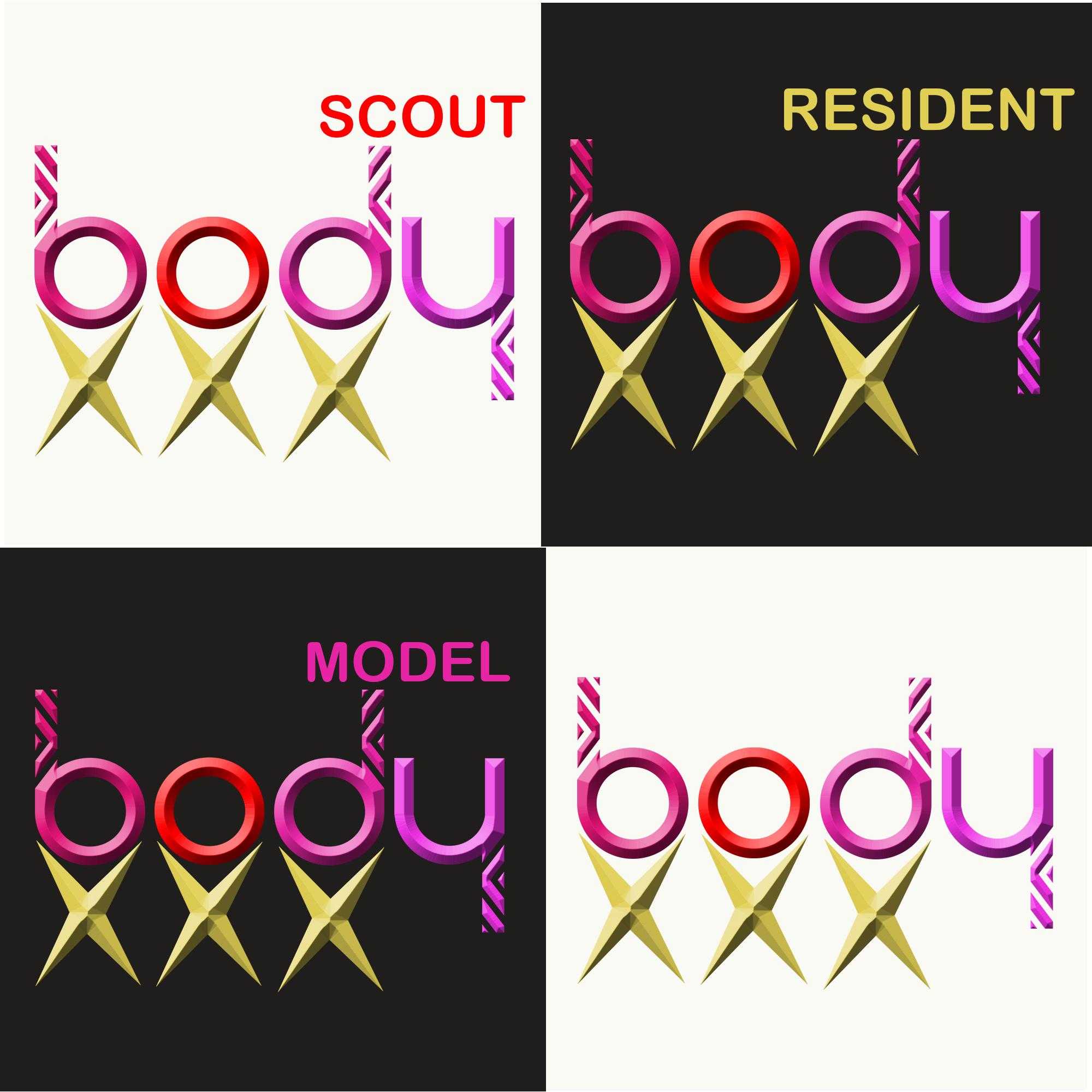 Разработка логотипа (видеоблог для моделей) фото f_2175b25960520002.jpg