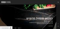 Сотрудничество с израильской компанией (более 50 работ на верстку) одна из них
