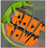 Прототипы сайта для Рок Тауна