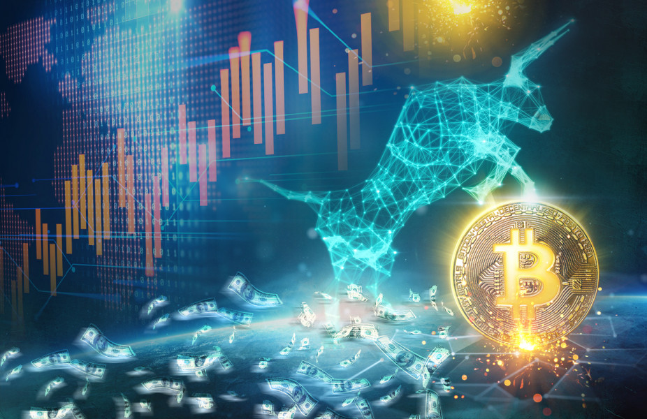 Bitcoin Год быка креатив