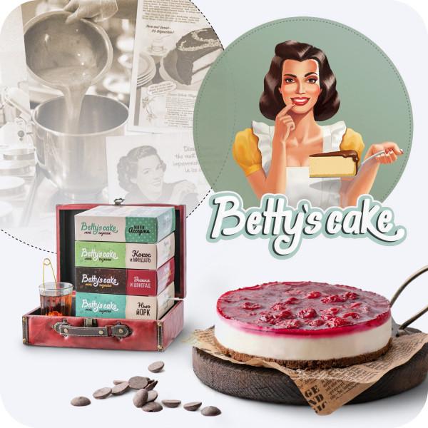 Betty's cake - Horeca и Retail