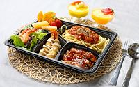 Промо-видео Мобильное приложение доставки еды