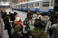 Организация пресс-тура на Метровагонмаш