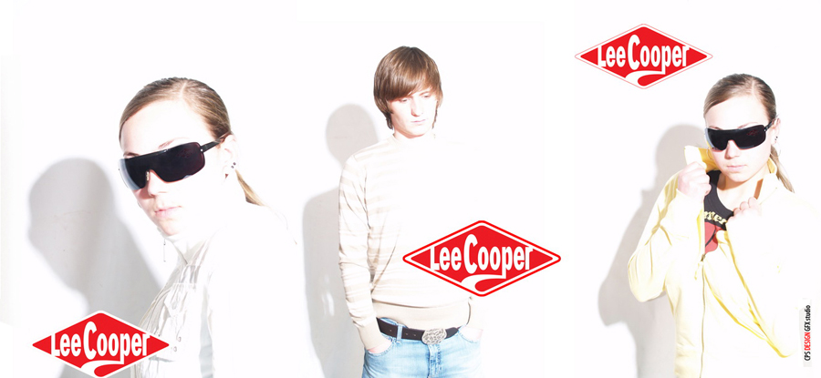 """Серия ситилайтов """"Lee Cooper"""""""
