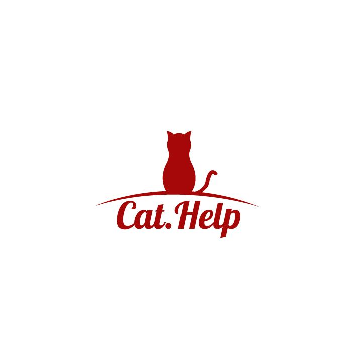 логотип для сайта и группы вк - cat.help фото f_81159de346c55c42.jpg
