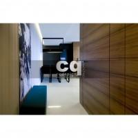 2015 частные интерьеры: фото дизайна квартиры в современном стиле 105м2_3