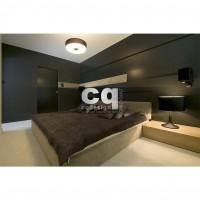 2015 частные интерьеры: фото дизайна квартиры в современном стиле 105м2_5
