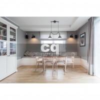 2015 частные интерьеры: фото дизайна дома в классическом стиле 270м2_4