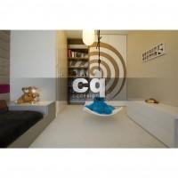 2015 частные интерьеры: фото дизайна квартиры в современном стиле 105м2_7