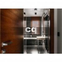 2015 частные интерьеры: фото дизайна дома в современном стиле 150м2_6