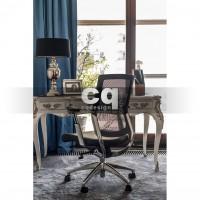 2015 частные интерьеры: фото дизайна квартиры в стиле ар-деко / арт-деко (art deco) 135м2_6