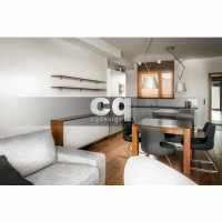 2015 частные интерьеры: фото дизайна дома в современном стиле 150м2_2