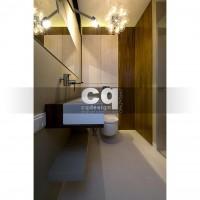 2015 частные интерьеры: фото дизайна квартиры в современном стиле 105м2_9