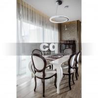2015 частные интерьеры: фото дизайна дома в стиле ар-деко / арт-деко (art deco) 180м2_4