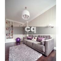 2014 частные интерьеры: фото дизайна детской в квартире в классическом стиле 102м