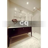 2014 частные интерьеры: фото дизайна санузла в квартире в классическом стиле 102м