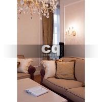 2013 частные интерьеры: фото дизайна квартиры в классическом стиле 96м2___2