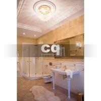 2013 частные интерьеры: фото дизайна квартиры в классическом стиле 96м2___8