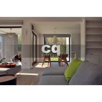 2015 частные интерьеры: фото дизайна в доме в современном стиле 240м2___4