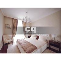 2014 частные интерьеры: фото дизайна спальни в квартире в классическом стиле 102м