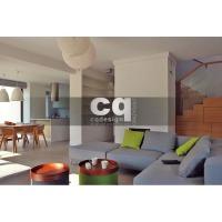 2015 частные интерьеры: фото дизайна в доме в современном стиле 240м2___1