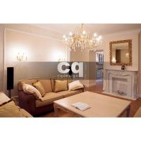 2013 частные интерьеры: фото дизайна квартиры в классическом стиле 96м2___1