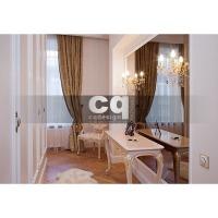 2013 частные интерьеры: фото дизайна квартиры в классическом стиле 96м2___7