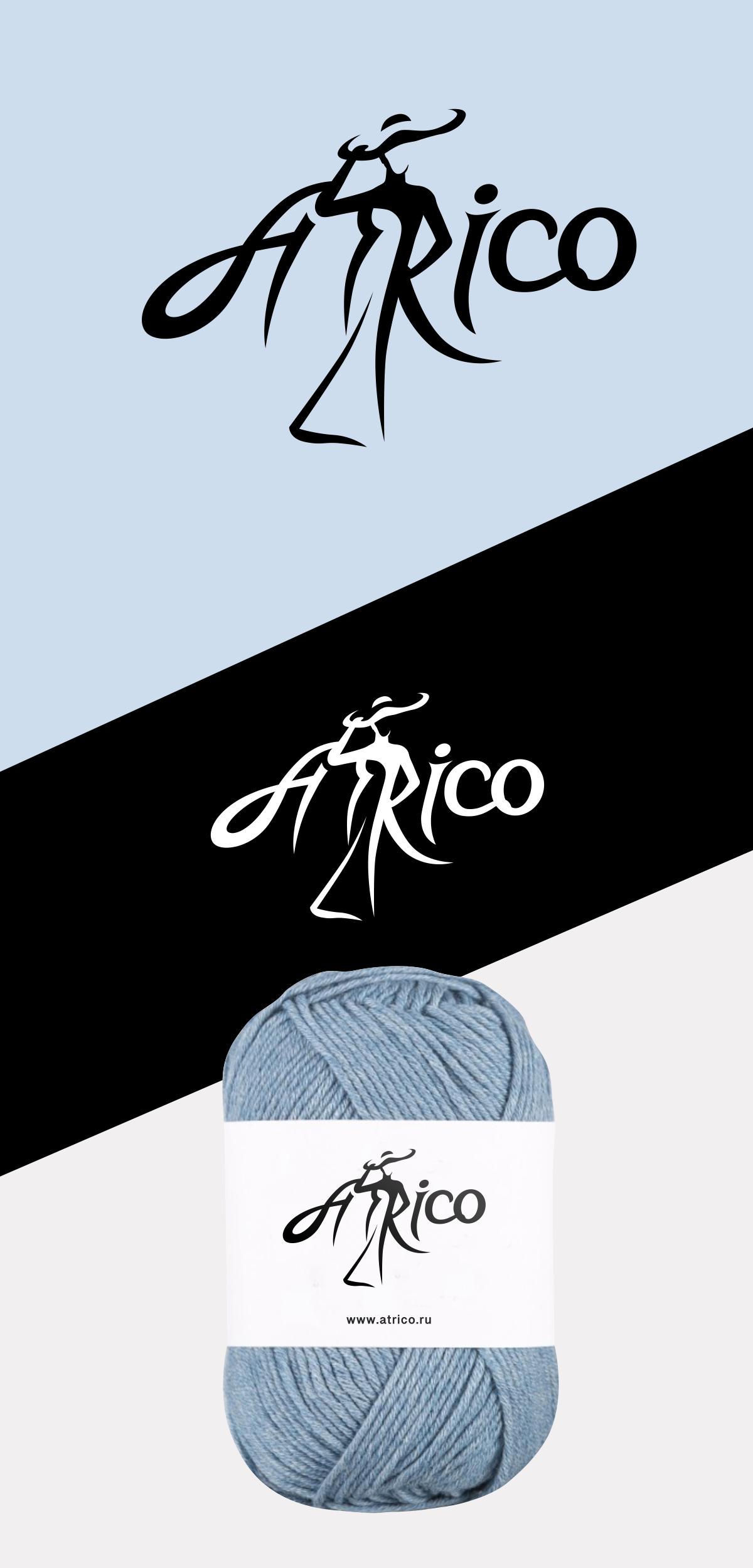 Логотип для брендовой пряжи и трикотажной одежды фото f_0176008970516d3f.png