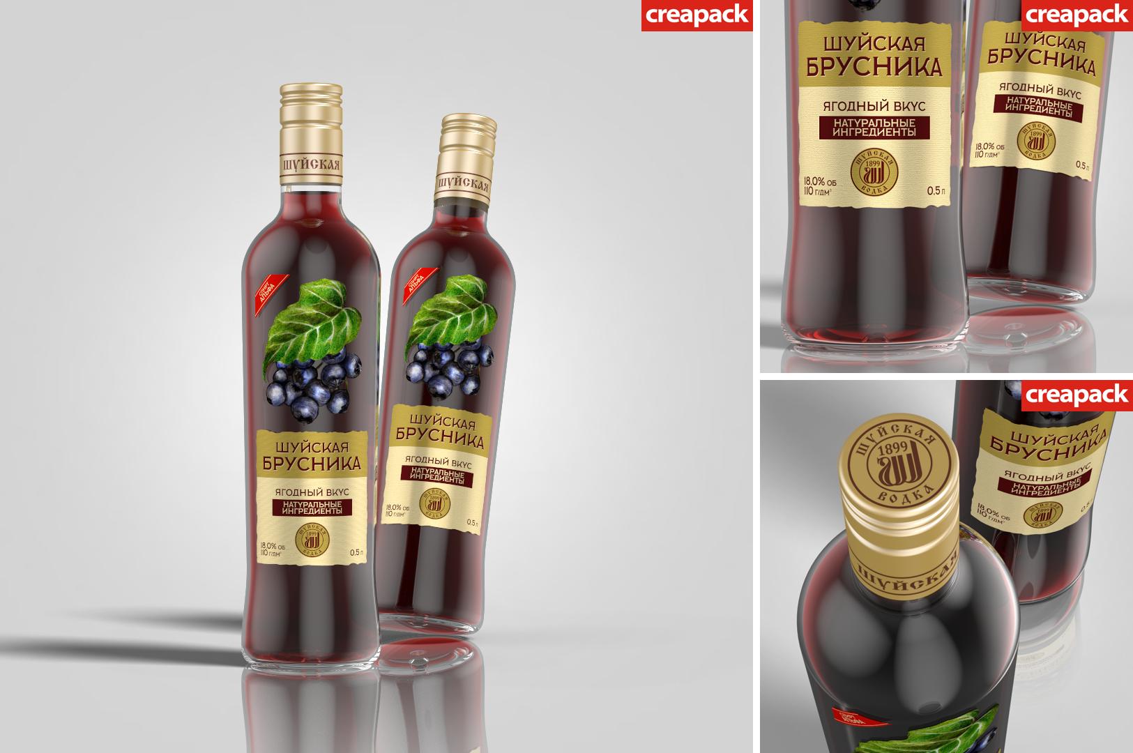 Дизайн этикетки алкогольного продукта (сладкая настойка) фото f_1545f8f0a73624e8.png