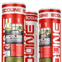 Этикетка и брендирование подложки Eco-Line