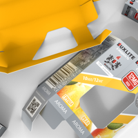 Визуализация и дизайн упаковки
