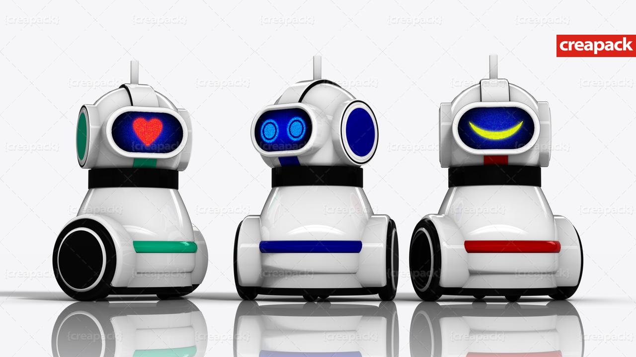 Конкурс на разработку дизайна детского домашнего робота. фото f_7735a7dea456a84c.png