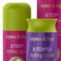 Концепция серийной упаковки X:TOX / X:TOX-UV | Styles & Tips