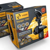 Концепция серии упаковок видеорегистраторов/радар-детекторов VIDDO Voyager