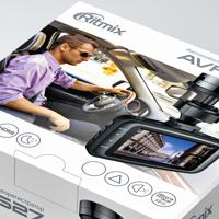 Упаковка видеорегистратора Ritmix AVR-627