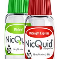 Ароматизаторы для электронных сигарет NicQuid